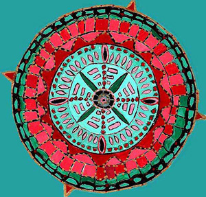 Solstice Mandala 20008